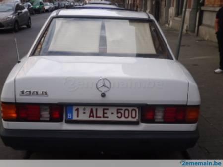 Voiture Alfa Romeo occasion en bon état 3