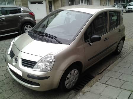 Renault modus occasion à Bruxelles 2