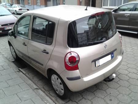 Renault modus occasion à Bruxelles 3