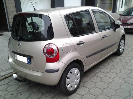 Renault modus occasion à Bruxelles 4