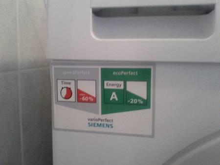 Lave Linge / Machine à laver SIEMENS AA 4