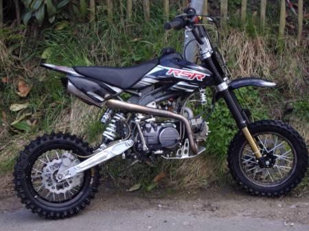 Dirt Bike  RSR 140cc