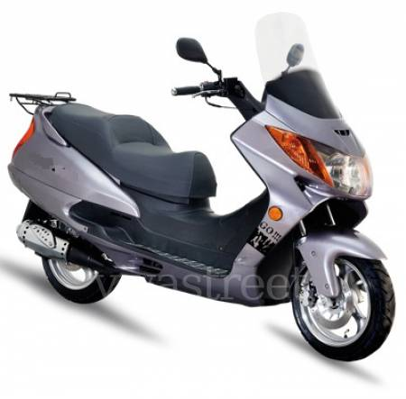 Scooter 125cc MBS Palace ABS 2011 Neuf 1
