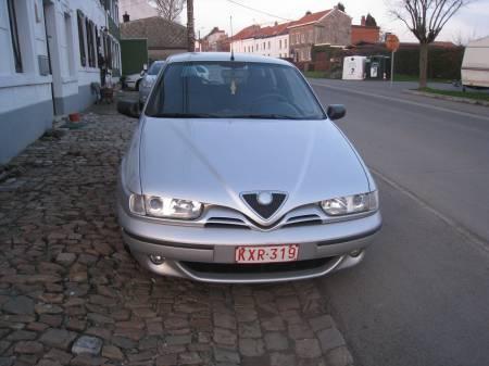 ALFA 145 prète à immatriculer 1650 euros 2