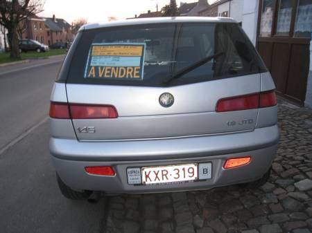 ALFA 145 prète à immatriculer 1650 euros 4