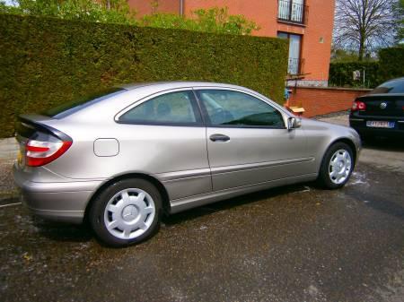 Mercedes c200 3