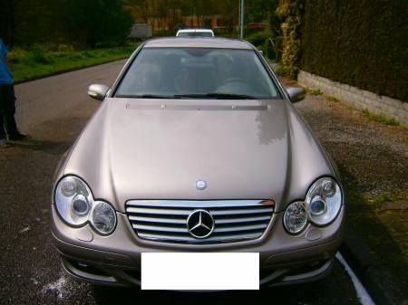 Mercedes c200 4