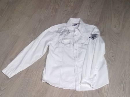 chemise gar on blanche communion. Black Bedroom Furniture Sets. Home Design Ideas