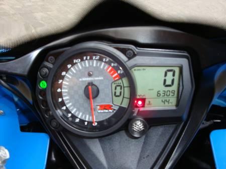 Suzuki GSXR 1000 3
