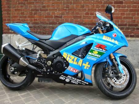 Suzuki GSXR 1000 4