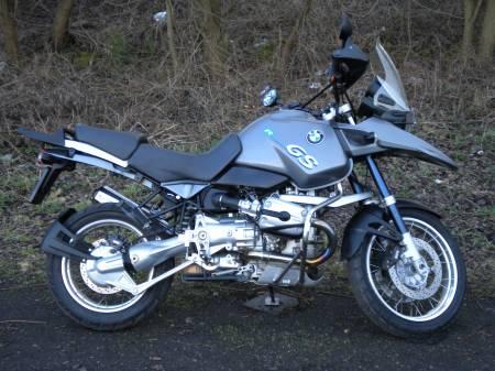 BMW 1150 GS 2004 1