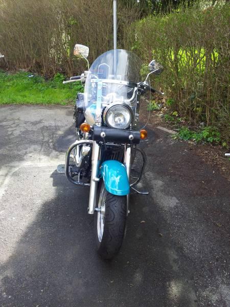 Kawasaki VN 800 2