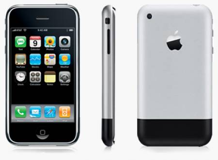 iphone 2 eme generation 8giga memoire 1