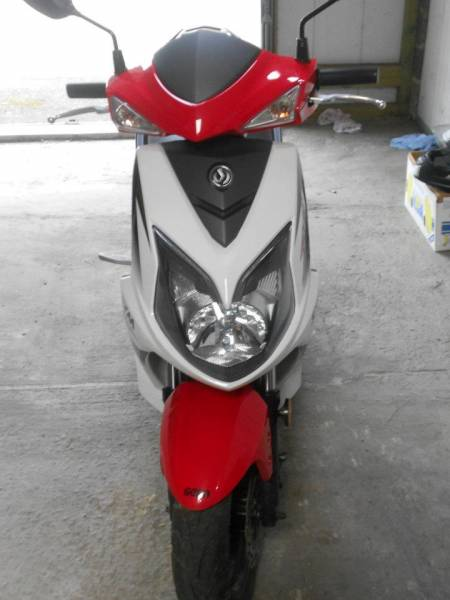 scooter SYM JET 4 3