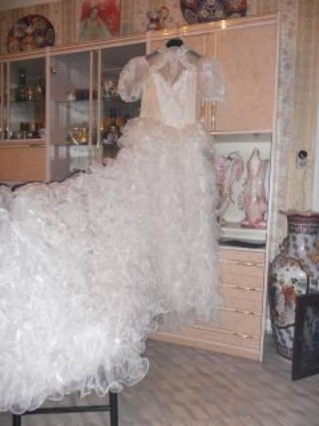 robe de mariage .OCCASION 1