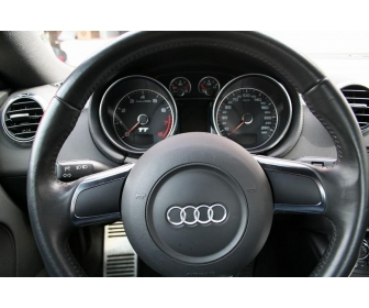 Audi Tt ii coupe 2.0 tfsi essence ct vierge 2