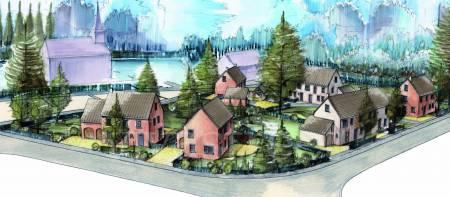 Magnifique maison neuve de style Pastoral 4