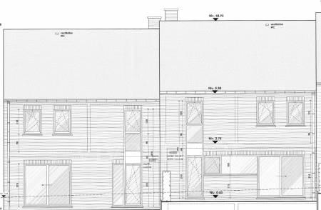 3 magnifiques maisons neuves en cours de construction 3