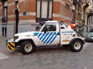 Dépannage & Remorquage de voitures et camionnette 1