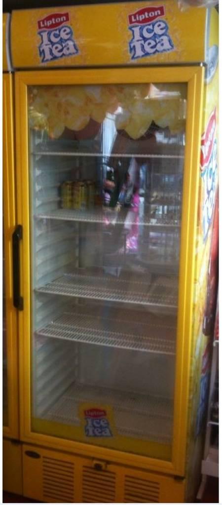 LIPTON ICE TEA FRIGO VITREE POUR COMMERCE