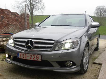 Mercedes-Benz C220 CDI Avandgarde pack AMG 1