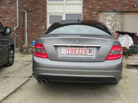 Mercedes-Benz C220 CDI Avandgarde pack AMG 3