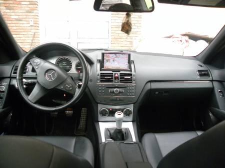 Mercedes-Benz C220 CDI Avandgarde pack AMG 4
