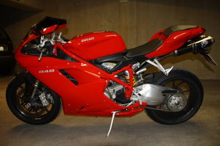 Ducati 848 - Fantastic!!! 2