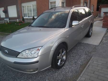 Ford Mondeo 2.0 TDCI 1