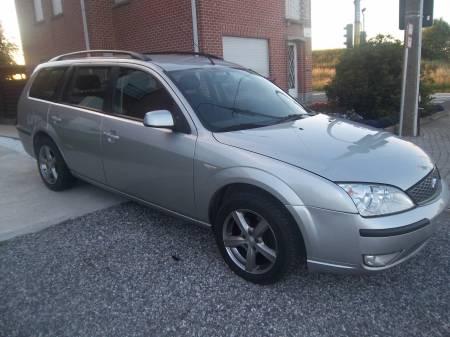 Ford Mondeo 2.0 TDCI 2