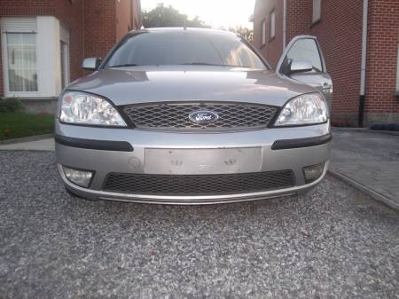 Ford Mondeo 2.0 TDCI 4