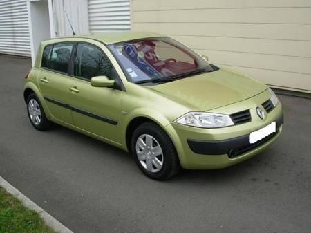 Bel Renault Megane ii 1.5 dci 1