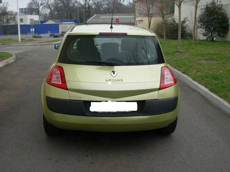 Bel Renault Megane ii 1.5 dci 3