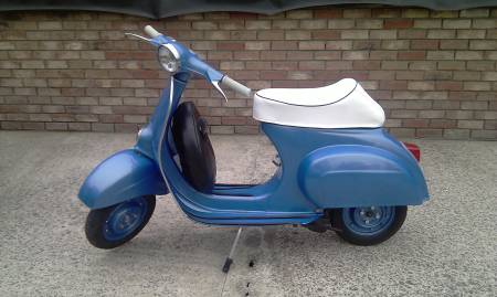 Vespa Piaggio 50n 1967 2