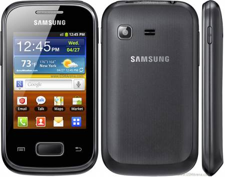 je vends Smartphone Galaxy Pocket S5300