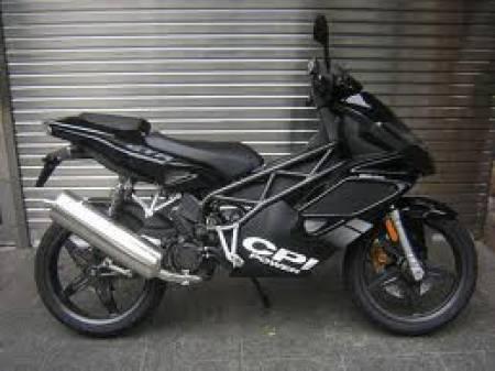 booster scooter cpi gtr  classe A  25cc