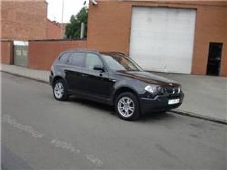 BMW X3 2.0d 185.000km 10/2004