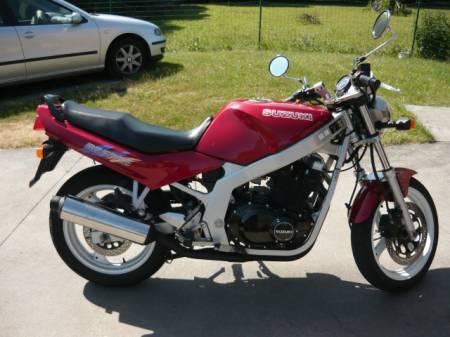 Suzuki GS 500 2