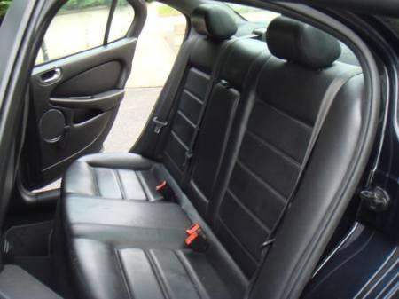 Jaguar X-type 2.0 d sport 4