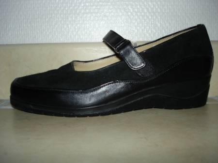chaussures basses pour pieds larges et sensibles. Black Bedroom Furniture Sets. Home Design Ideas