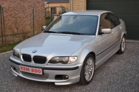 BMW 320D Pack M 27 000 Km 3