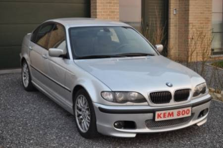 BMW 320D Pack M 27 000 Km 4