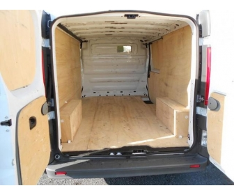 Renault Trafic fourgon confort  2.0 dci Diesel 2