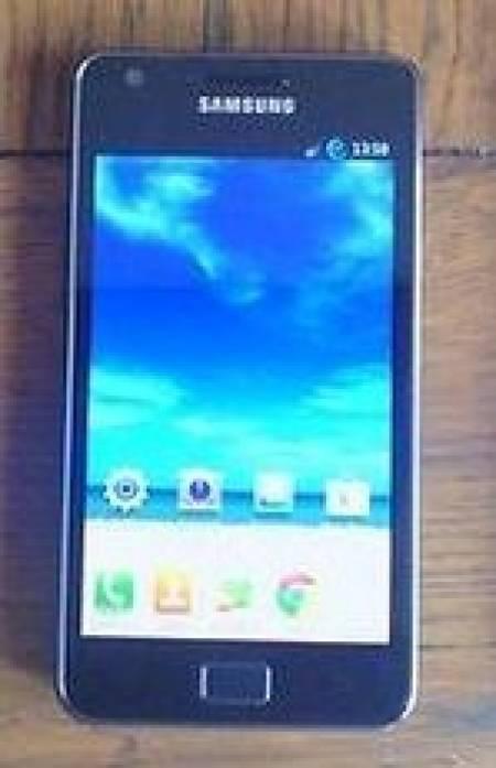 Samsung GALAXY SII 1