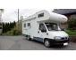 Camping-car Fiat Chausson à Namur