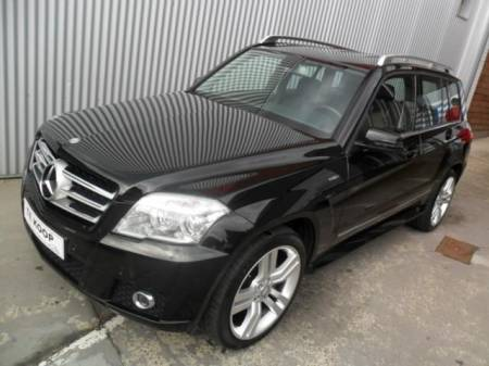 Mercedes-Benz GLK 220 CDI Automatic AMG Packet Full option 1