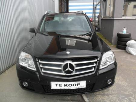Mercedes-Benz GLK 220 CDI Automatic AMG Packet Full option 2