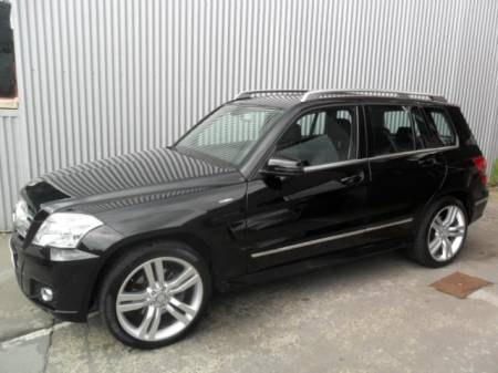 Mercedes-Benz GLK 220 CDI Automatic AMG Packet Full option 3