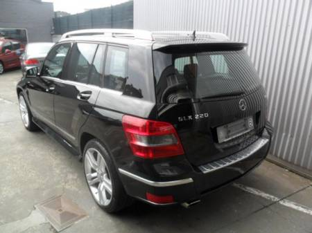 Mercedes-Benz GLK 220 CDI Automatic AMG Packet Full option 4