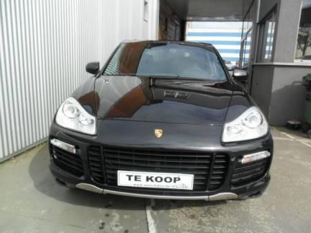 Porsche Cayenne  V8 GTS Tiptronic S Aut 63000km 2